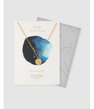 Orelia Constellation Cancer Gift