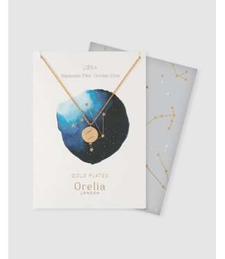 Orelia Horoscoop ketting Weegschaal (23 sept - 22 okt)