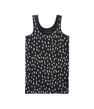 TEN CATE Hemd zwart wit strepen