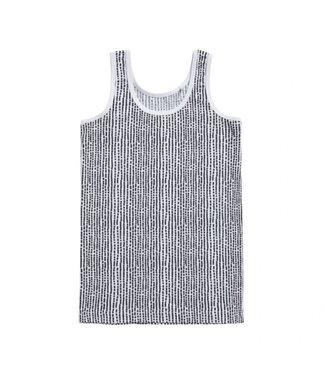 TEN CATE Ten cate hemd lines black/white