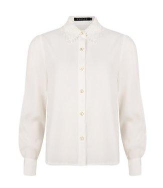 Ydence Lola Blouse white - size XS