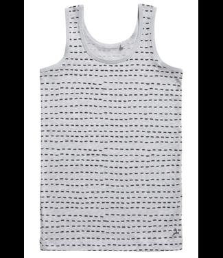 TEN CATE Ten cate | unisex hemd lines grey