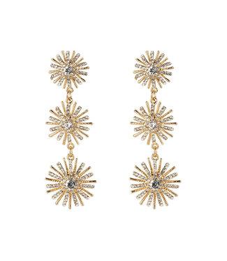 Club Manhattan Shine bright earrings set