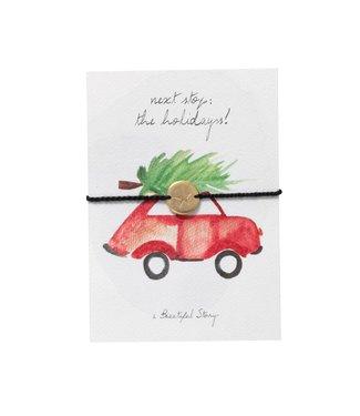 A BEAUTIFUL STORY Jewelry postcard holidays