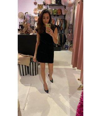 Rumah Velvet black dress