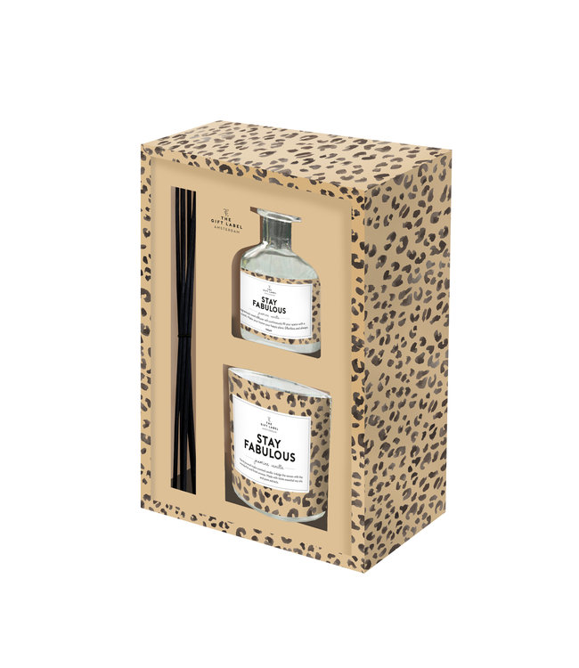 The Giftlabel Gift box - Stay fabulous