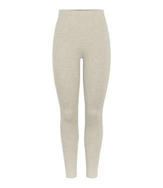 PIECES Vera legging lounge white pepper