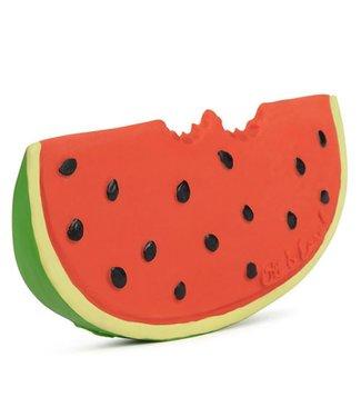 OLI & CAROL Bad- en bijtspeeltje- Wally the watermelon