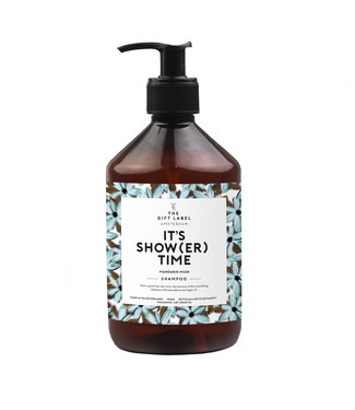 The Giftlabel Shampoo - It's show(er) time