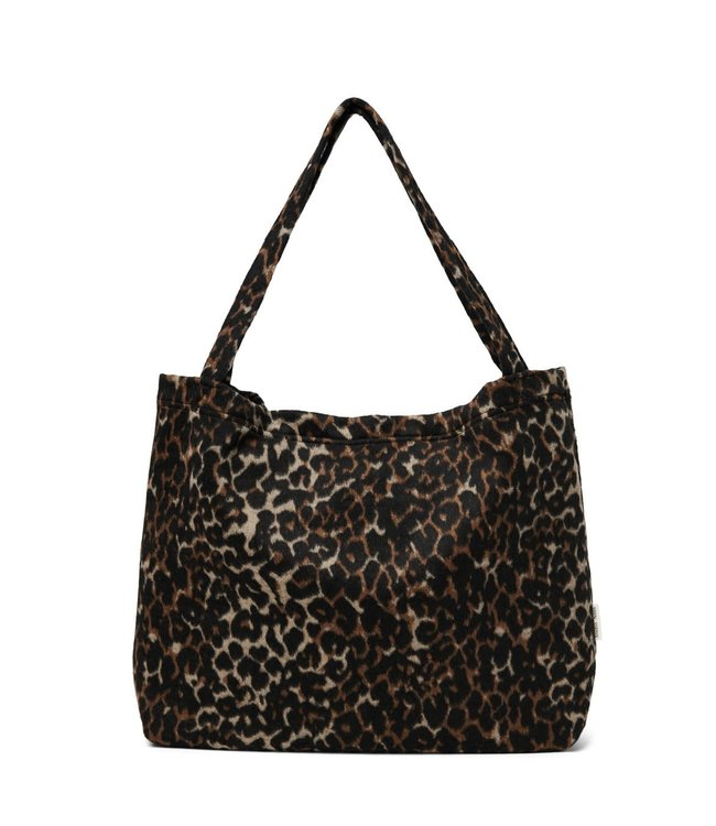 STUDIO NOOS Jaguar Brown - Mom bag