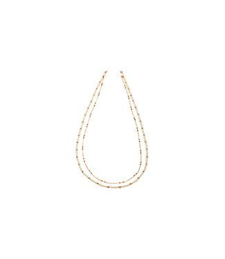 Rumah Sunnycord gold / pearls