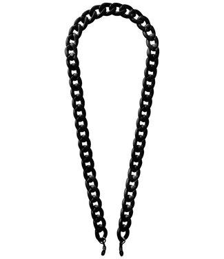 PIECES Chain suncord black