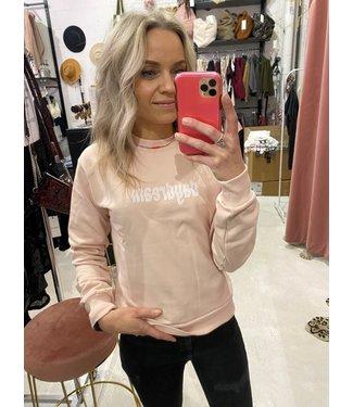 NAKD Daydream sweater pink