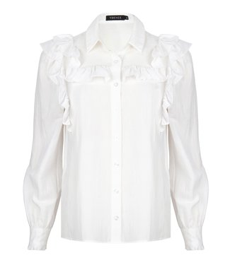 Ydence Merel blouse wit