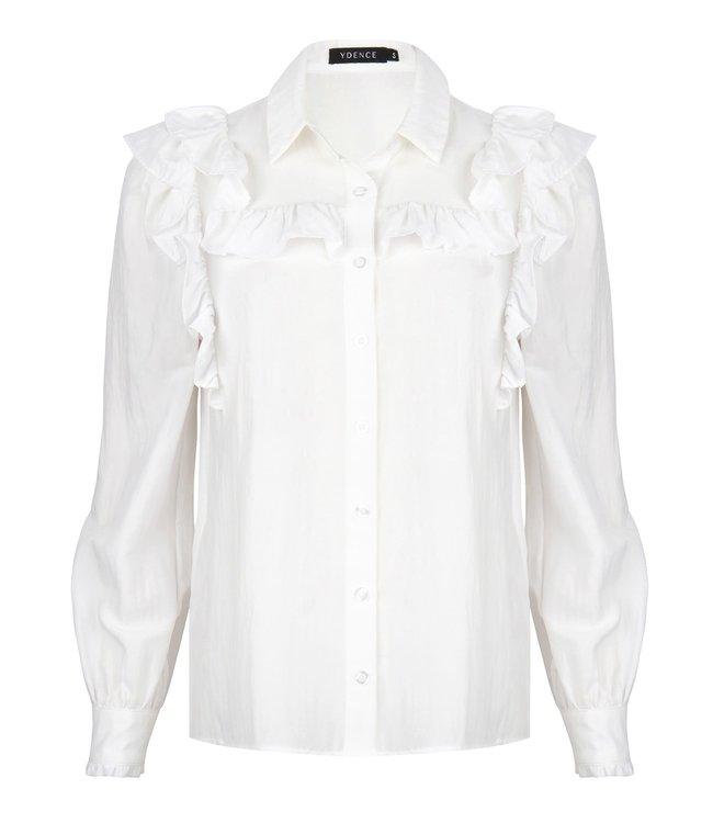 Ydence Merel blouse wit