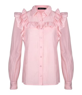 Ydence Merel blouse pink