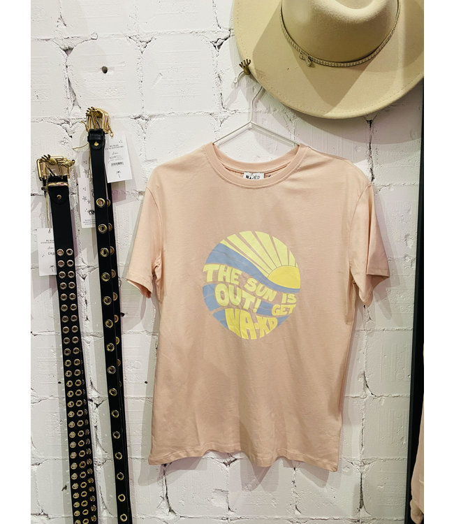 NAKD Sun is out shirt pink