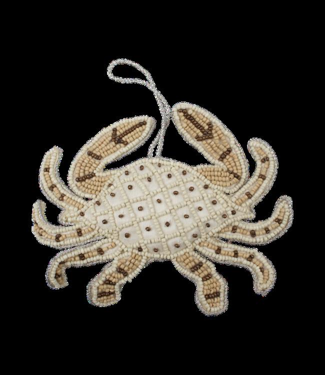 A LA Decoratieve hanger kralen krab