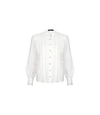 Ydence Janine blouse wit
