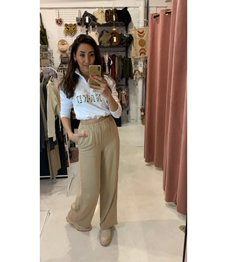 NAKD High waist loose pants