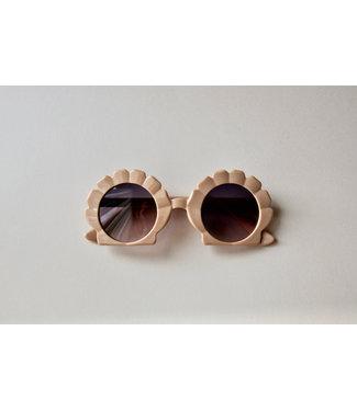 Oh Little Deer Sunglasses Shell Salmon