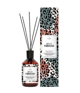 The Giftlabel Reed Diffuser - Stay Fabulous