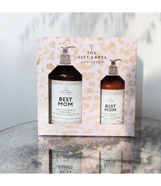 The Giftlabel Best mom giftbox - Handzeep & handlotion