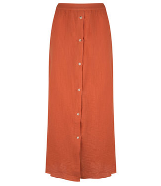 Ydence Skirt Aranka Terracota
