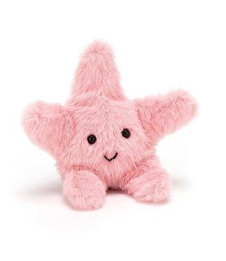 JELLYCAT Fluffy starfish knuffel