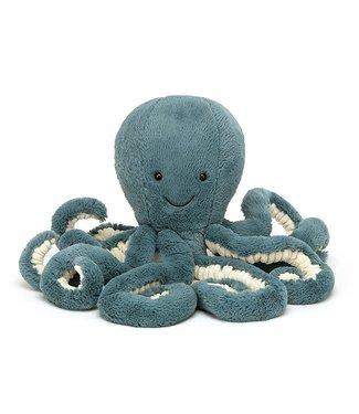 JELLYCAT Storm Octopus Medium  knuffel