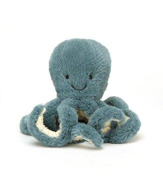 JELLYCAT Storm Octopus Little   knuffel