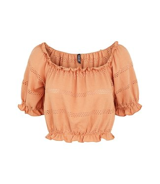 PIECES Taylee cropped top