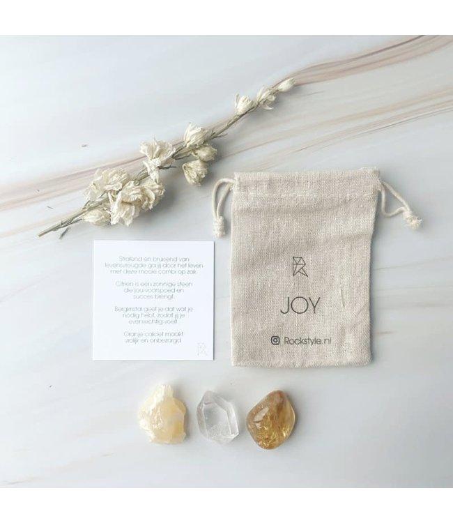 ROCKSTYLE Powercrystals  Joy