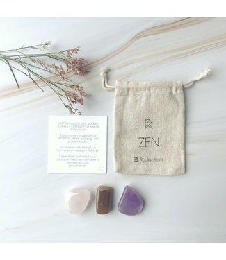 ROCKSTYLE Powercrystals Zen