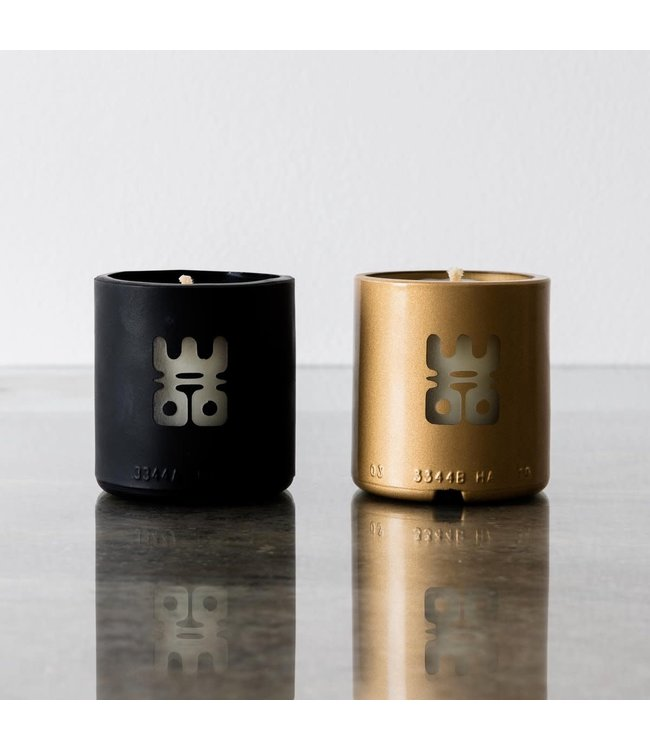 Woo Cares Lucky candle goud S Treassure
