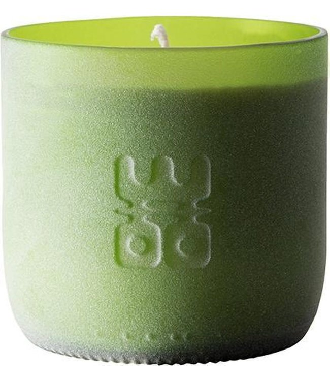 Woo Cares Lucky candle mat groen L Tranquility