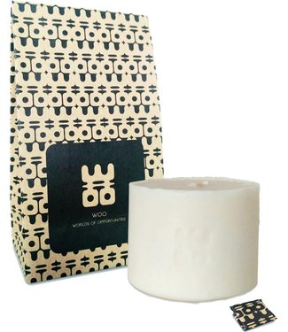 Woo Cares Lucky Candle refill Treasure maat L