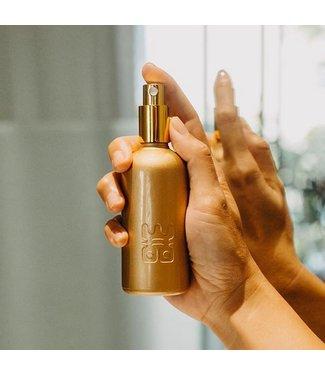 Woo Cares Parfum mist goud - Treasure