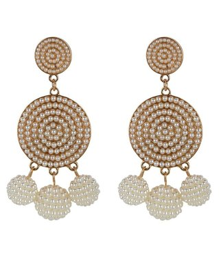 Club Manhattan Carnival earrings