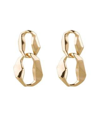 Club Manhattan Chain linked earrings