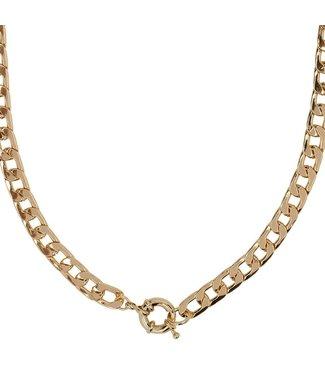 Club Manhattan Vintage clasp necklace