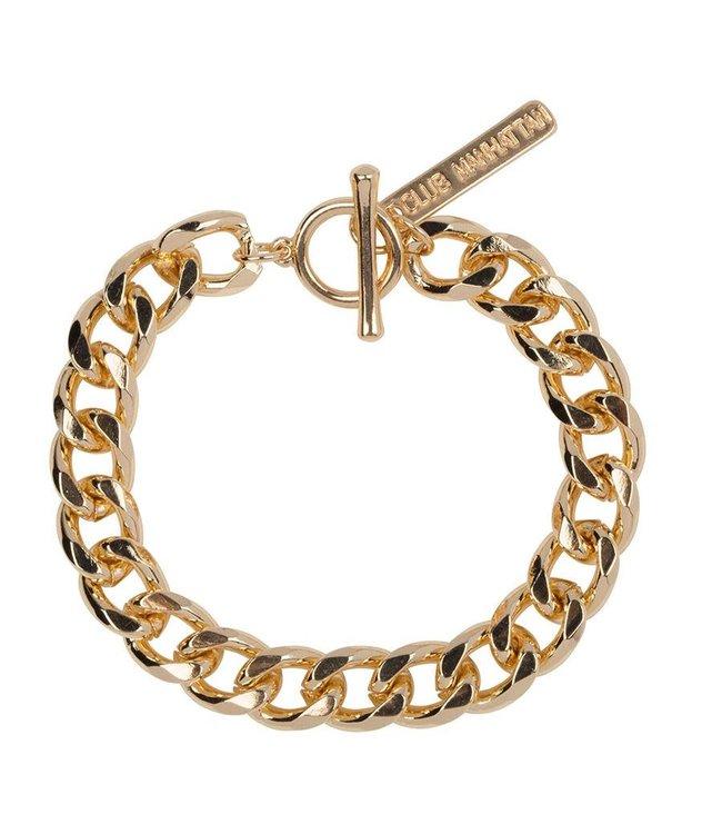 Club Manhattan Chain it up bracelet