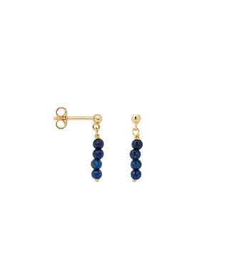 ANNA NINA Single Lapis Lazuli Rain