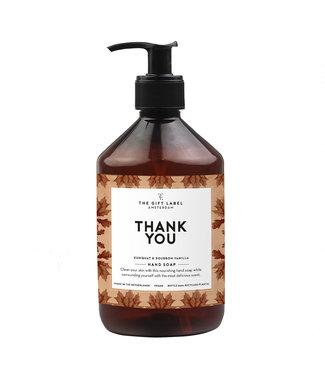 The Giftlabel Handzeep Thank you