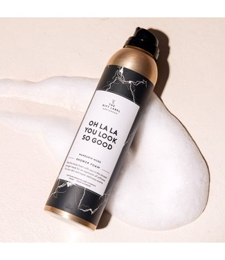 The Giftlabel Shower foam - Oh la la you look so good