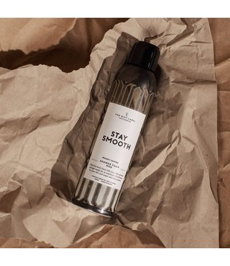 The Giftlabel Body foam men - Stay Smooth - Woody Chypre