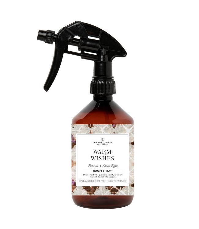 Home spray - Warm wishes