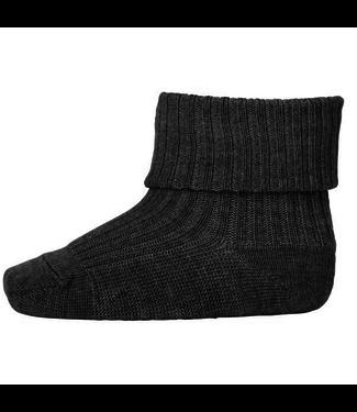 MP Denmark Sokken cotton rib baby socks