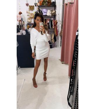 Rumah White party dress - Jolie