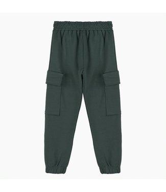 Milk N Sugar Pocket jogger green